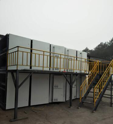 砖厂工业烟雾净化器