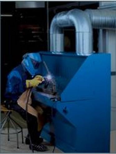 焊接烟尘净化工作台